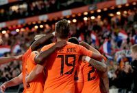 Belanda vs Irlandia Utara