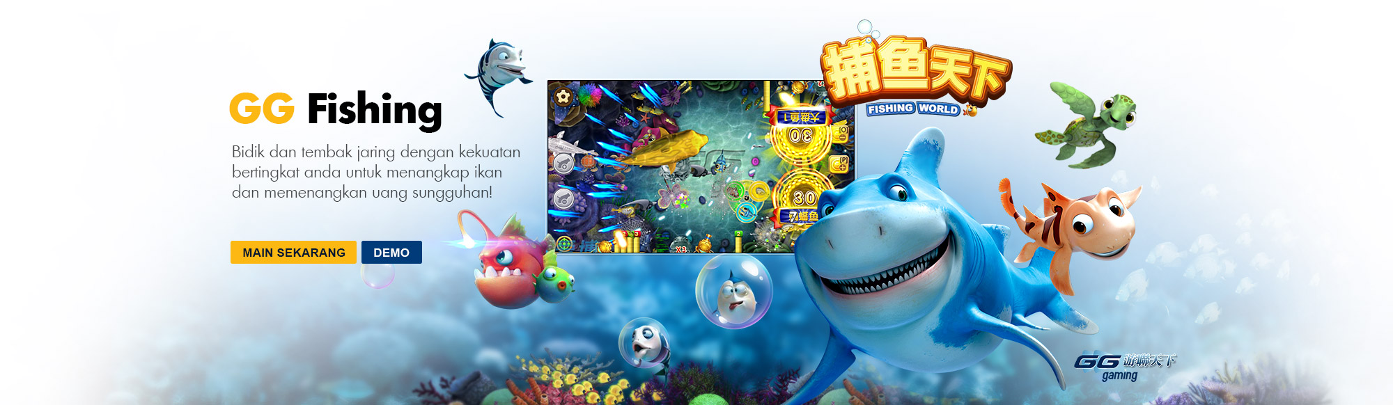 Tembak Ikan Global Gaming