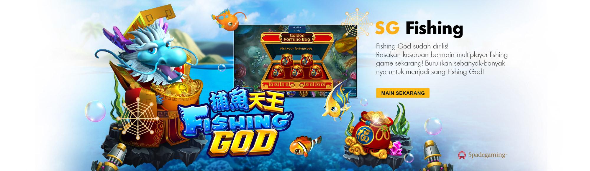 Tembak Ikan Spade Gaming
