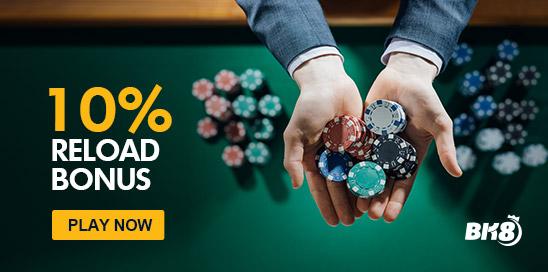 bk8 casino bonus