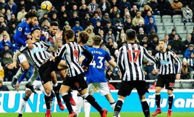 Prediksi Pertandingan Everton vs Newcastle United Judi Bola Online BK8