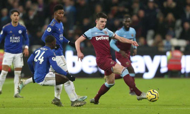 Prediksi Pertandingan Leicester City vs West Ham United Judi Bola Online BK8