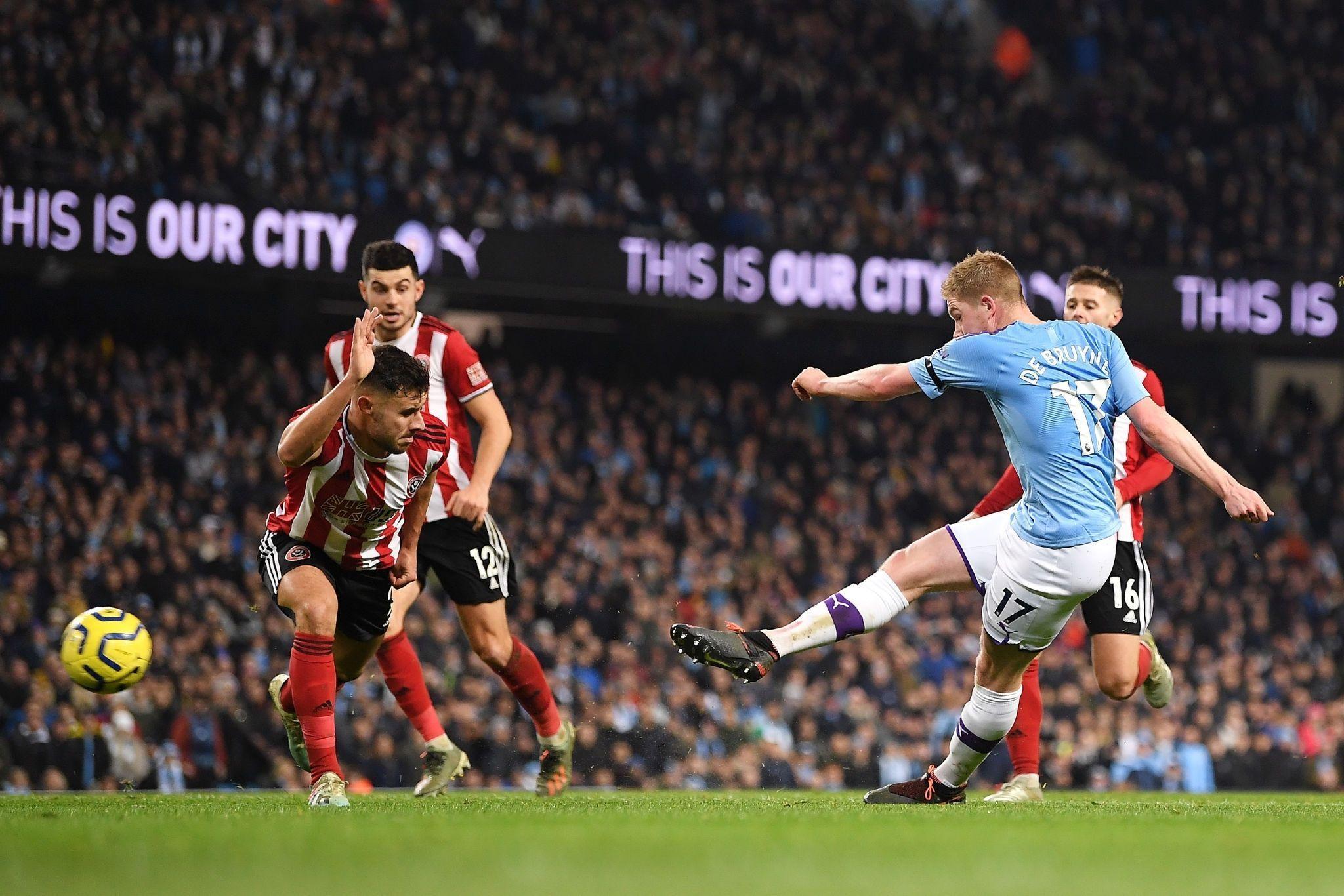 Prediksi Pertandingan Sheffield United vs Manchester City Judi Bola Online BK8