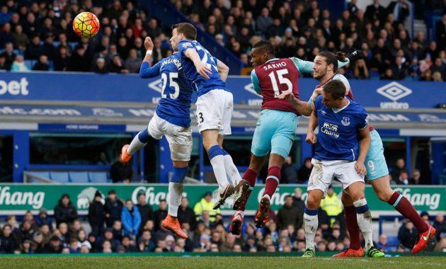 Prediksi Pertandingan West Ham United vs Everton Judi Bola Online BK8