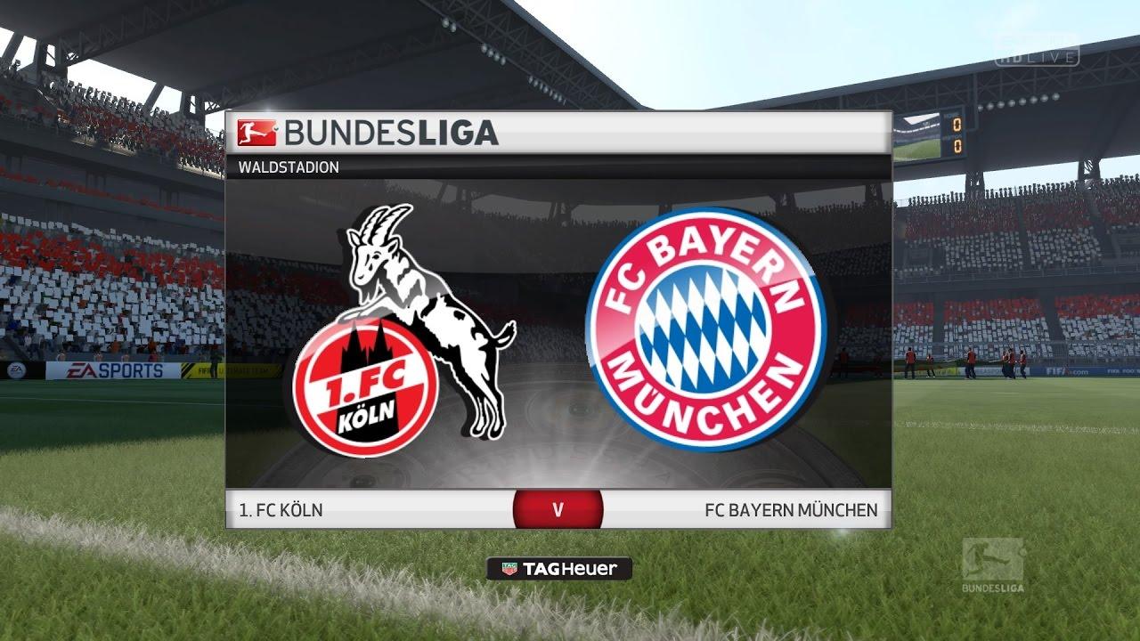 Prediksi Pertandingan FC Koln vs Bayern Munchen Judi Bola Online BK8