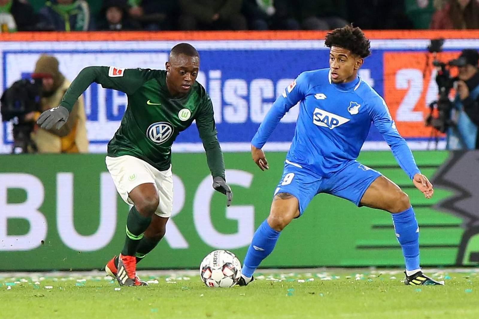 Prediksi Pertandingan Hoffenheim vs Wolfsburg Judi Bola Online BK8