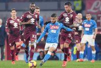 Prediksi Pertandingan Napoli vs Torino Judi Bola Online BK8