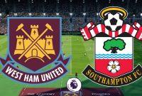 Prediksi Pertandingan West Ham United vs Southampton Judi Bola Online BK8