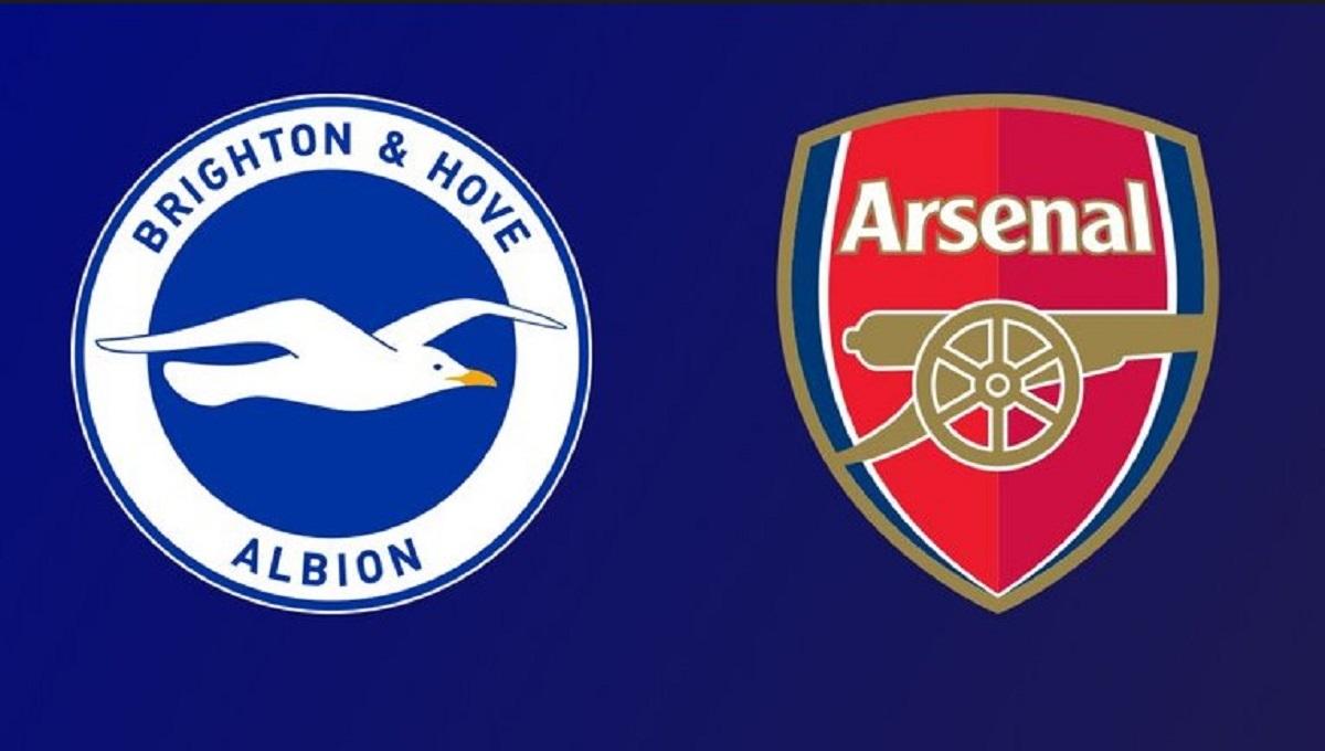 Prediksi Pertandingan Brighton & Hove Albion vs Arsenal Judi Bola Online BK8