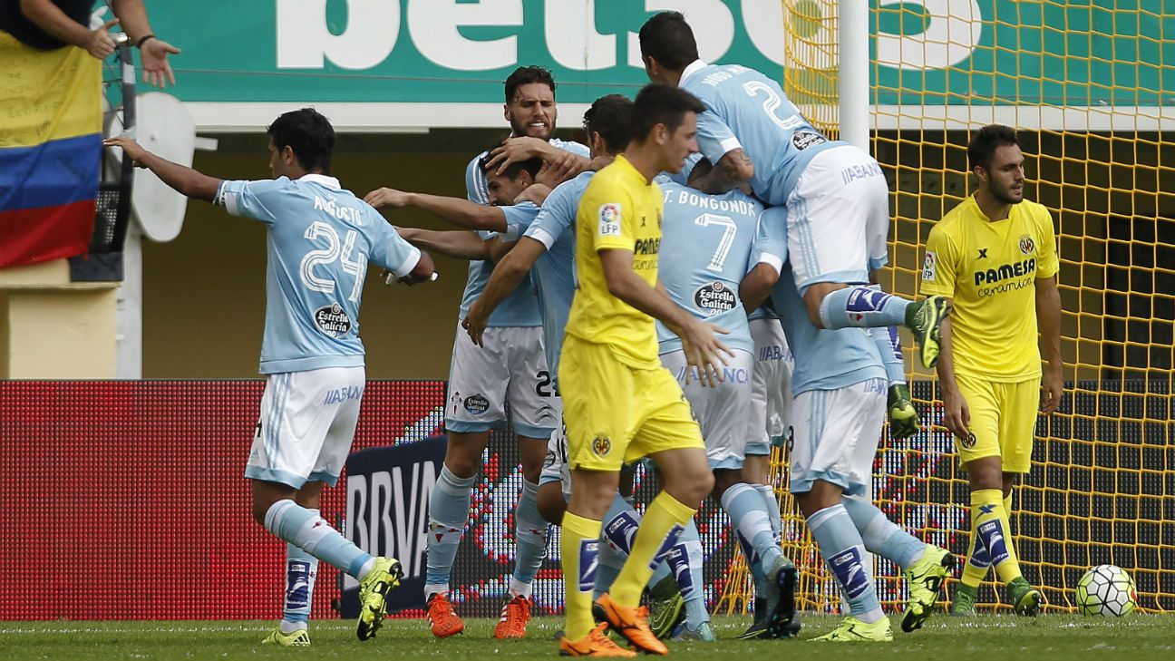 Prediksi Pertandingan Celta Vigo vs Villarreal Judi Bola Online BK8