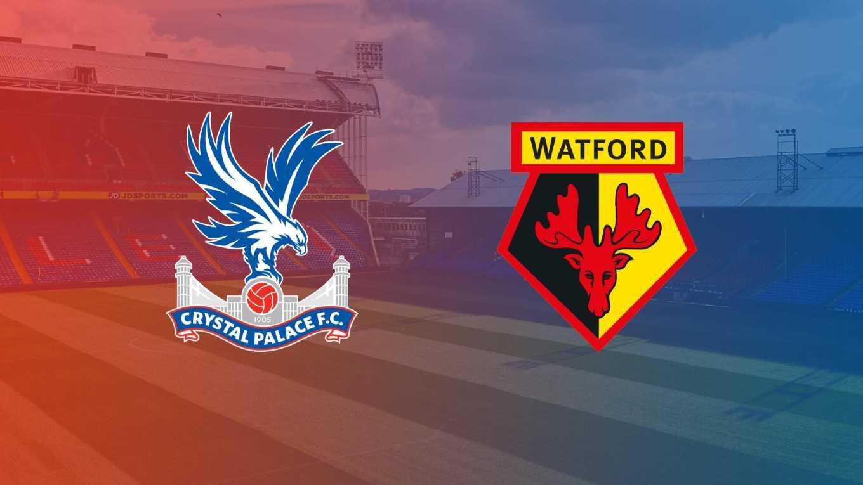 Prediksi Pertandingan Crystal Palace vs Watford Judi Bola Online BK8