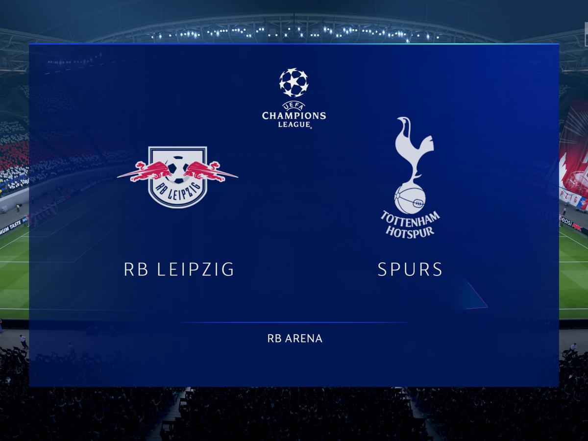 Prediksi Pertandingan RB Leipzig vs Tottenham Judi Bola Online BK8