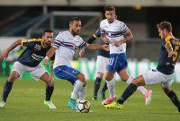 Prediksi Pertandingan Sampdoria vs Hellas Verona Judi Bola Online BK8